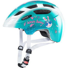 UVEX Finale Junior Helmet honey bunny